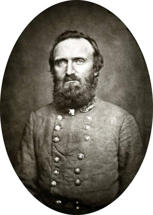 Stonewall Jackson: Confederate States Army general