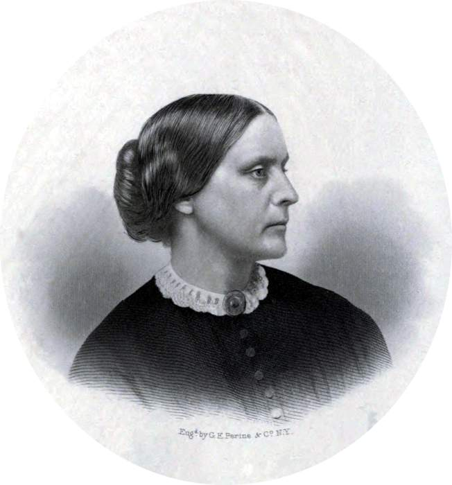 Susan B. Anthony: 19th and 20th-century American women's rights activist