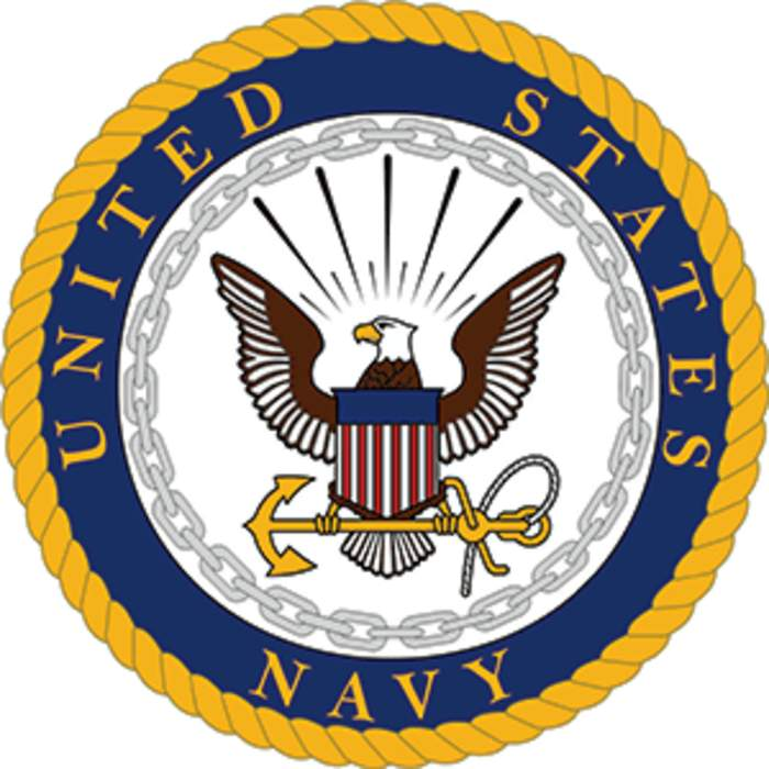 United States Navy: Maritime service branch of the U.S. Armed Forces