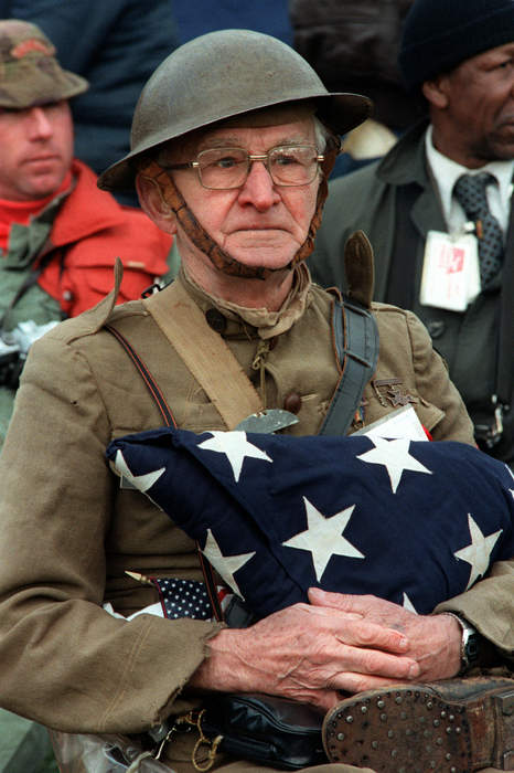 Veterans Day: Federal holiday in the United States
