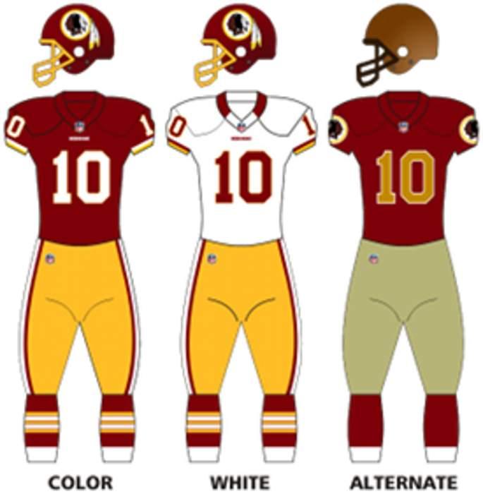 Washington Football Team: American football team based in the Washington, D.C. area