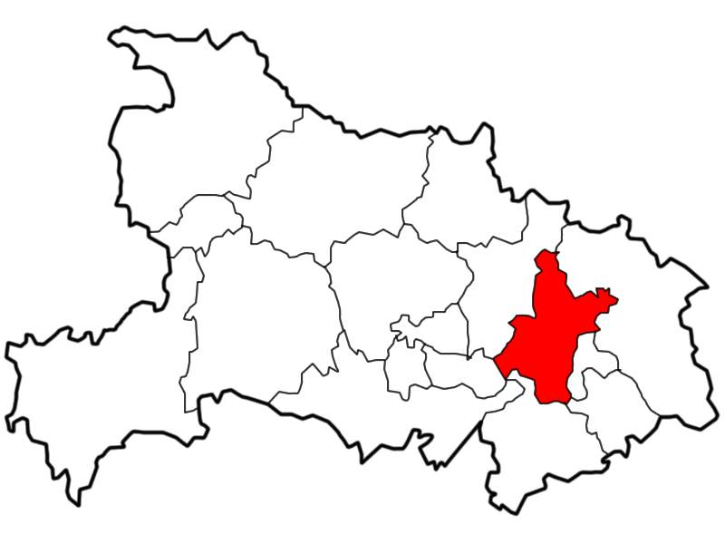 Wuhan: Prefecture-level & Sub-provincial city in Hubei, People's Republic of China