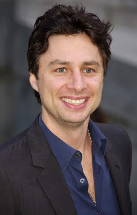 Zach Braff: American actor, director, screenwriter, producer